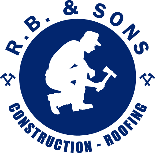 R.B. & Sons Roofing Logo